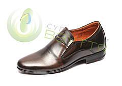 Стильные мужские туфли 43