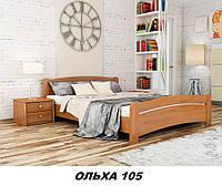 Кровать Венеция двуспальная Бук Щит 105 (Эстелла-ТМ)