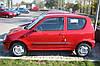 Молдинги на двери Fiat Seicento 1998-2005 / Fiat 600 2005-2010