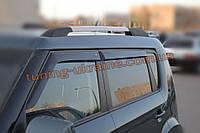 Дефлекторы окон (ветровики) COBRA-Tuning на KIA SOUL 1 AM 2009-2013