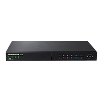 Grandstream GVR3550, Network Video Record, Up to 24 channels of 720p HD or 12 channels of 1080p HD audio/video real-time recording (Grandstream