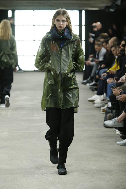 Adidas представили коллекцию Y-3 осень-зима 2016