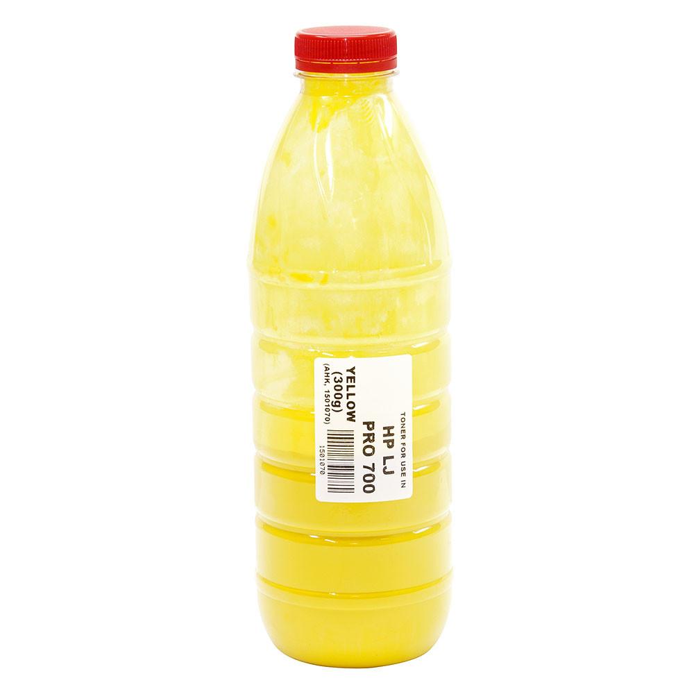 Тонер АНК 300г Yellow (1501070)
