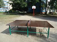 Теннисный стол без сетки SO027