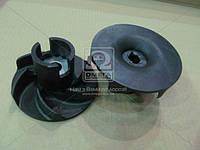 Крыльчатка водяного  насоса ЮМЗ (пластик) 48-1307031-Б