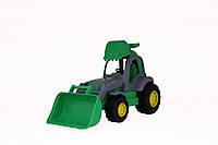 Трактор экскаватор Крепыш - 44785