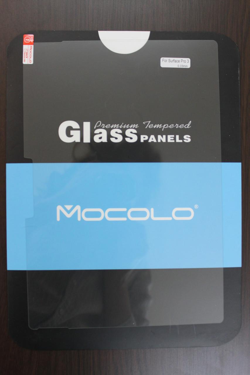 Защитное стекло Microsoft Surface Pro 3 (Mocolo 0.33 mm)