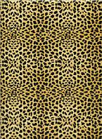 Пленка аквапринт леопард 347/1, Харьков (ширина 100см)