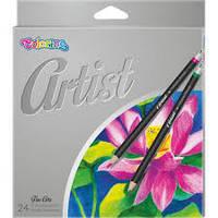 Карандаши цветные 24цв. Colorino Artist 65221