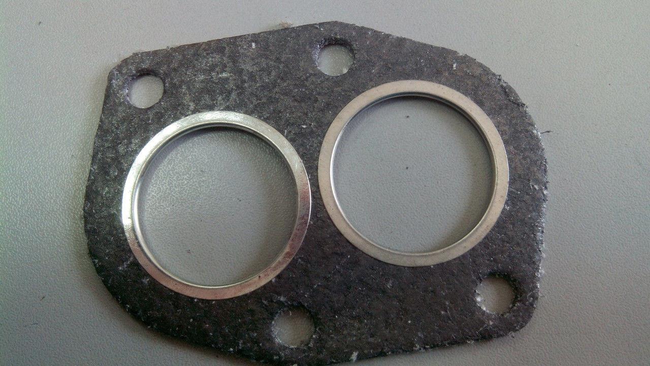 Прокладка приемн трубы 2101-08