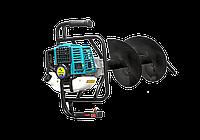 Мотобур Sadko AG-52N со шнеком 300 мм