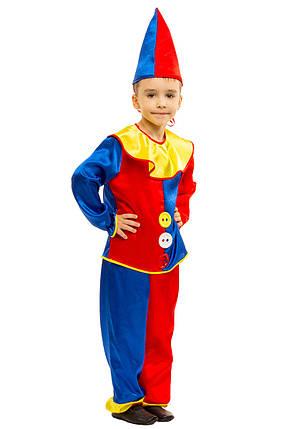 Карнавальный костюм Петрушки , фото 2