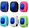 Дитячі смарт годинник телефон Baby Smart Watch Q 50. GPS, кнопка SOS, прослушка.