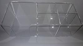 Подставка под салфетки и стики