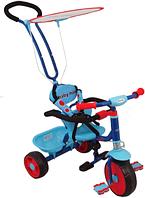 Детский велосипед ALEXIS SW-J-23 голубой.