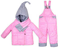 Детский зимний комбинезон Гномик 1-2,2-3,3-4 года, фото 1