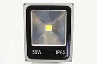 Светодиодный прожектор LED 50 Вт, Slim, Матрица