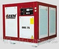 Воздушный, дожимной, бустерный, винтовой компрессор, Ozen, OBS 50