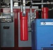 Магистральные фильтры сжатого воздуха