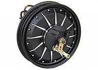 """Мотор-колесо 48 вольт 1500 ватт с ободом 12"""" для скутера Volta"""