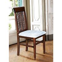 """Стілець дерев'яний з м'яким сидінням """"Олена"""", фото 1"""