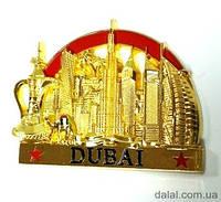 Магнит Дубаи 298 (7см)