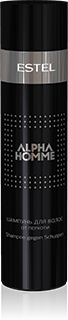 Шампунь  от перхоти ESTEL ALPHA HOMME (250 мл)