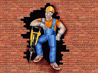 Демонтаж цегли (063) 112 32 32