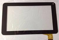 Crown B746, B733 черный сенсор (тачскрин)