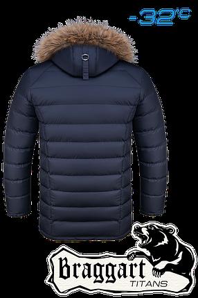 Мужская зимняя куртка парка больших размеров Braggart арт. 2852, фото 2