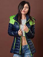 Модная приталенная курточка
