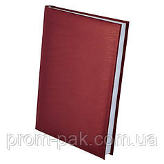Недатированный ежедневник Expert  А5, бордовый