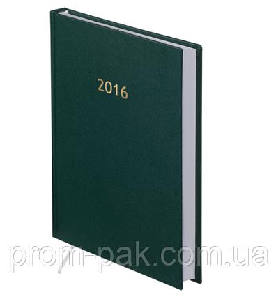 Дневник ежедневник датированный Strong А5,зеленый 2020, фото 2