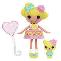 Кукла Мини-Лалалупси Пироженка (Lalaloopsy Mini Doll- Candle Slice O' Cake)