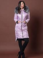 Зимняя женская молодежная куртка
