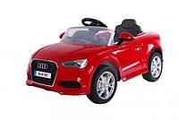 Детский электромобиль Audi A3 RED  T-795 цвет красный
