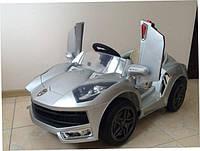 Детский электромобиль Lamborghini FT- 518  (цвет красный)