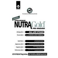 Корм для собак Nutra Gold pro breeder супер преміум клас
