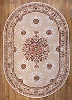 Ковер акриловый плотный элитный Sultan 0889 ivory