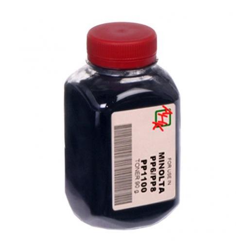 Тонер АНК для Konica Minolta PP8/1100/1200/1300 бутль 90г (1401300)
