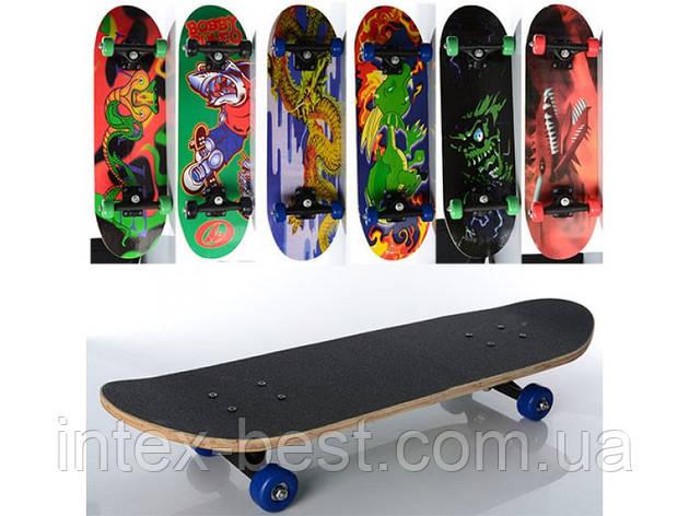 Скейт MS 0354-3, фото 2