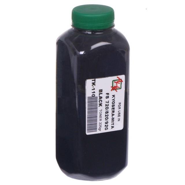 Тонер АНК для Kyocera Mita FS-720/820/920/1016 бутль 225г (1401220)