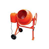 Бетономешалка Кентавр БМ-180СП оранжевая + бесплатная доставка