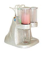 Аппарат для приготовления синглетно-кислородных коктейлей МИТ-С двухканальный (коктейль+пенки)