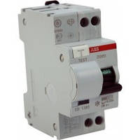 Дифавтомат ABB DS951 AC-B40/0.03A 2 полюсный