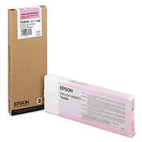 Картридж epson t6066 stpro 4880 vivid light magenta 220мл (c13t606600)