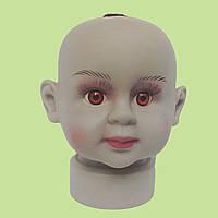 Голова детская реалистичная
