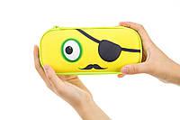 Пенал BEAST BOX, цвет YELLOW (желтый), Zipit
