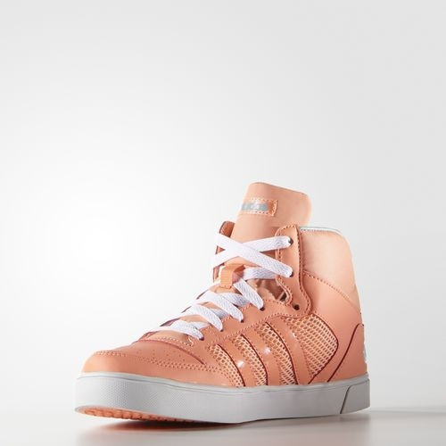 Кроссовки женские высокие Adidas Hoops Vulc Mid F99489