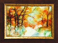 Набор для валяния картины В-73 Осенний свет